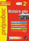 Télécharger le livre :  Histoire-géographie 2de - Prépabac