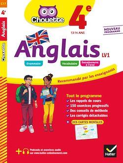 Anglais 4e - LV1 (A2, A2+)