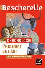 Téléchargez le livre :  Bescherelle Chronologie de l'histoire de l'art