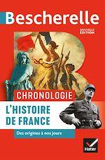 Téléchargez le livre :  Bescherelle Chronologie de l'histoire de France