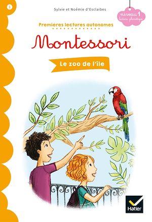 Image de couverture (Le zoo de l'île : niveau 1, lecture phonétique)