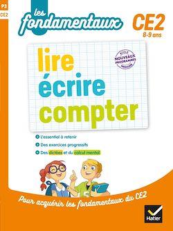 lire, écrire, compter CE2
