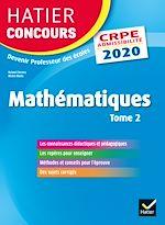 Download this eBook Mathématiques Tome 2 - CRPE 2020 - Epreuve écrite d'admissibilité