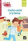 Télécharger le livre :  Téo et Nina CP CE1 Niveau 4 - Cache-cache à la ferme