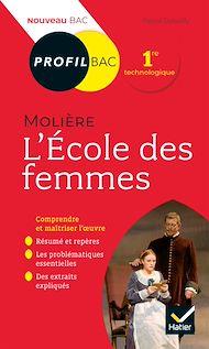 Téléchargez le livre :  Profil - Molière, L'École des femmes