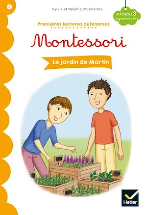Image de couverture (Le jardin de Martin : niveau 3, digramme in)