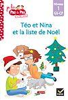 Télécharger le livre :  Téo et Nina GS CP Niveau 1 - La liste de Noël