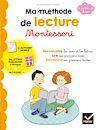 Télécharger le livre :  Ma méthode de lecture Montessori avec Nil et Mia