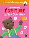 Télécharger le livre :  Je commence l'écriture avec Petit Ours Brun - moyenne section