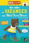 Télécharger le livre :  Cahier de vacances 2020 Petit Ours Brun MS vers GS 4/5 ans