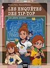 Télécharger le livre :  Les enquêtes des Tip Top - Les plans secrets CE1/CE2 dès 7 ans