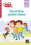 Télécharger le livre :  Téo et Nina GS-CP Niveau 1 - Téo et Nina sortent Choco