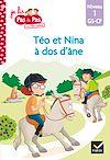 Télécharger le livre :  Téo et Nina GS CP Niveau 1 - Téo et Nina à dos d'âne