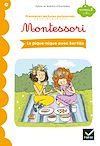 Télécharger le livre :  Premières lectures autonomes Montessori Niveau 3 - Le pique-nique avec Bertille