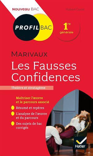 Téléchargez le livre :  Profil - Marivaux, Les Fausses Confidences