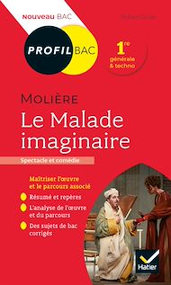 Téléchargez le livre :  Profil - Molière, Le Malade imaginaire