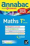 Télécharger le livre :  Annales du bac Annabac 2021 Maths Tle générale (spécialité)