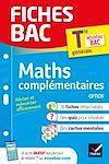 Télécharger le livre :  Fiches bac Maths complémentaires Tle (option)