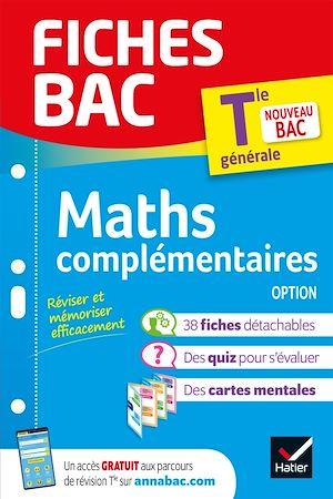 Téléchargez le livre :  Fiches bac Maths complémentaires Tle (option)