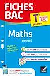 Télécharger le livre :  Fiches bac Maths Tle (spécialité)