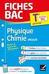 Télécharger le livre :  Fiches bac Physique-Chimie Tle (spécialité)