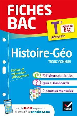 Téléchargez le livre :  Fiches bac Histoire-Géographie Tle (tronc commun)