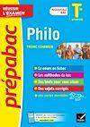 Télécharger le livre :  Philosophie Tle générale  - Prépabac Réussir l'examen