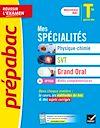 Télécharger le livre :  Prépabac Mes spécialités Physique-chimie, SVT, Grand oral & Maths complémentaires Tle générale