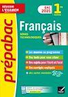 Télécharger le livre :  Français 1re technologique Bac 2021 - Prépabac Réussir l'examen