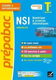 Téléchargez le livre :  NSI Tle générale (spécialité) - Prépabac Cours & entraînement