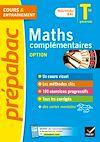 Télécharger le livre :  Maths complémentaires Tle générale (option) - Prépabac Cours & entraînement