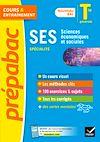 Télécharger le livre :  SES Tle générale (spécialité) - Prépabac Cours & entraînement