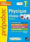 Télécharger le livre :  Physique-Chimie Tle générale (spécialité) - Prépabac Cours & entraînement