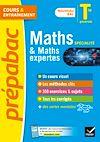 Télécharger le livre :  Maths Tle générale (spécialité) & Maths expertes (option) - Prépabac Cours & entraînement