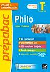 Télécharger le livre :  Philosophie Tle générale (tronc commun) - Prépabac Cours & entraînement