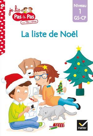 La liste de Noël : niveau 1, GS, CP