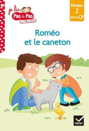 Image de couverture (Roméo et le caneton : niveau 2, milieu de CP)