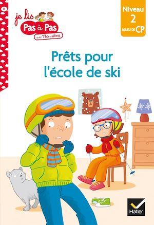 Image de couverture (Prêts pour l'école de ski : niveau 2, milieu de CP)