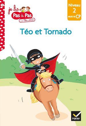 Image de couverture (Zorro et Tornado : niveau 2, milieu de CP)