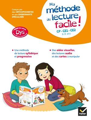 Téléchargez le livre :  Ma méthode de lecture syllabique facile ! dys