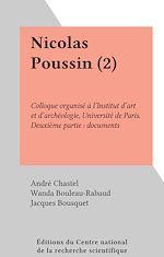 Téléchargez le livre :  Nicolas Poussin (2)