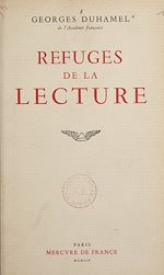 Download this eBook Refuges de la lecture