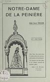 Télécharger le livre :  Notre-Dame de la Peinière