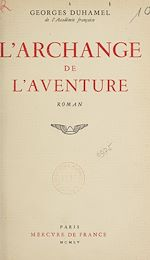 Download this eBook L'archange de l'aventure