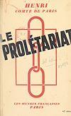 Télécharger le livre :  Le prolétariat