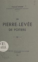 Download this eBook La pierre-levée de Poitiers