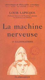 Download this eBook La machine nerveuse