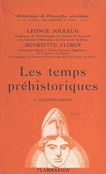 Download this eBook Les temps préhistoriques...