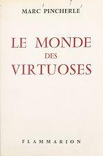 Download this eBook Le monde des virtuoses