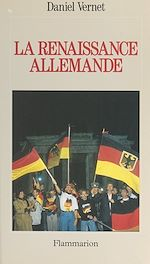 Download this eBook La renaissance allemande